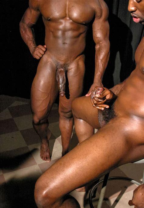 Vergas Grandes Negros Gay