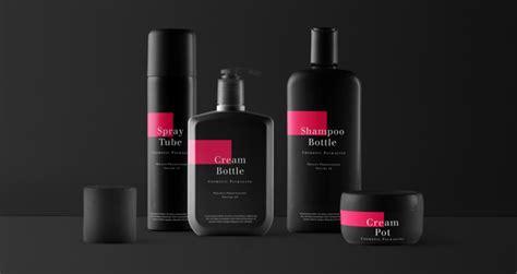Psd Cosmetic Packaging Mockup Vol12