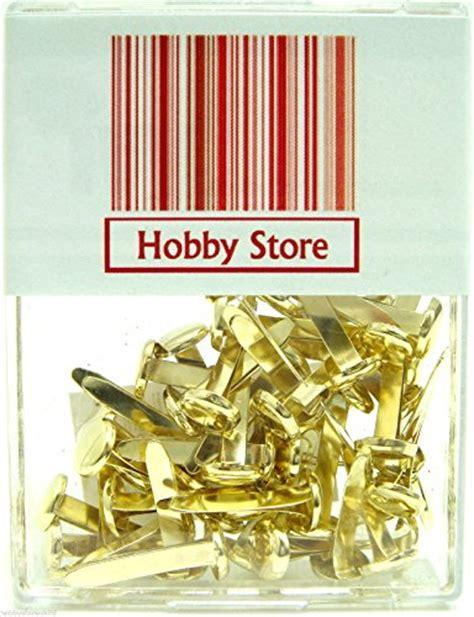 Paper Fasteners Split Pins Fold Back Pins Brass Foldback