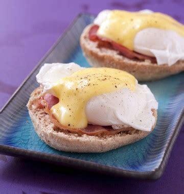 recette de cuisine anglais oeufs bénédictines sur muffins anglais les meilleures