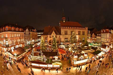 Christmas Market In Göttingen