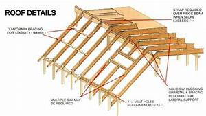 Now Eol  How To Build Trusses For A Pole Barn
