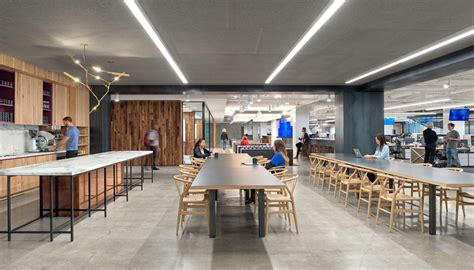 Inside Uber's New San Francisco Headquarters - Officelovin'