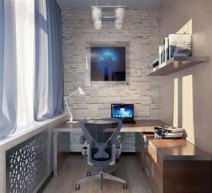 20, Inspiring, Home, Office, Design, Ideas, For, Small, Spaces