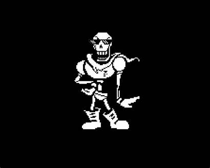 Papyrus Undertale Band Skeleton Characters Mexican Rock