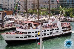 The Provincetown II Boston Cruise