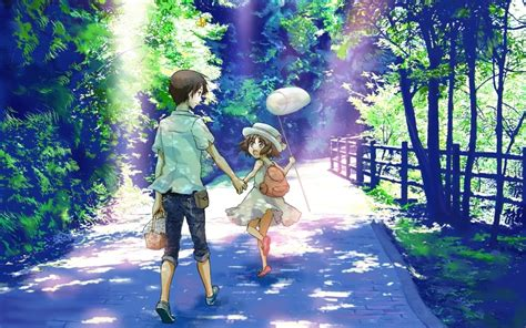 Anime Summer Wallpaper - summer anime wallpaper wallmaya