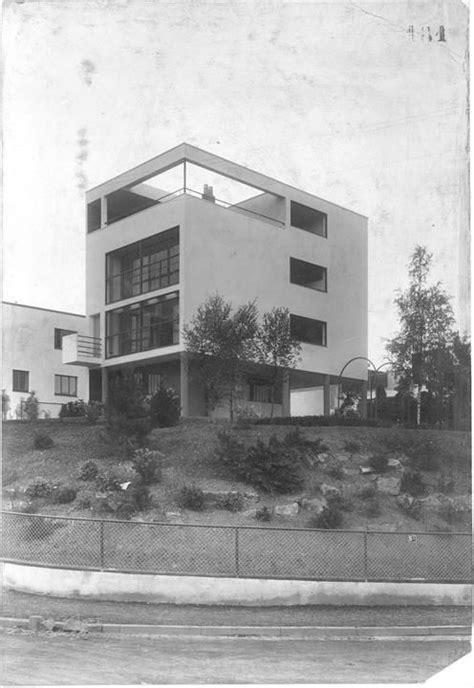 fondation le corbusier buildings maisons weissenhof
