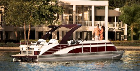 Best Offshore Pontoon Boats by 10 Of The Best Pontoon Boats Of 2017 Boat