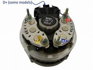 Common Valeo Alternator Wiring Diagram