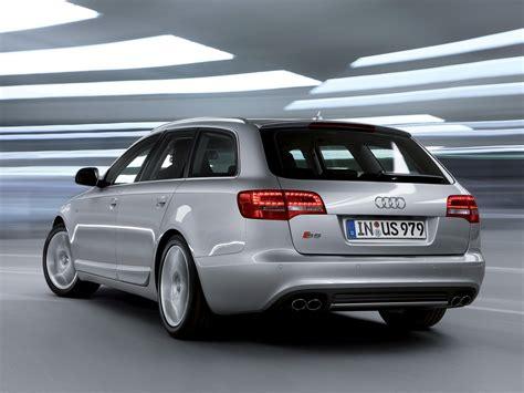 Audi A6 C6 S6 Avant Kombi Roof Spoiler Tuning
