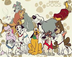 101 Dalmatians Dog Names & Others from Disney