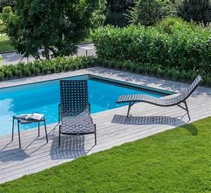 48 gartenideen mit pool und teich With französischer balkon mit pool ideen garten