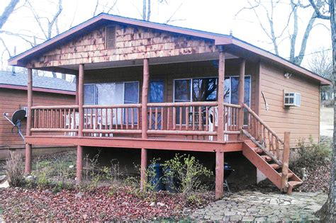 table rock lake cabins vacation rentals cabin 7 hickory hollow resort table rock