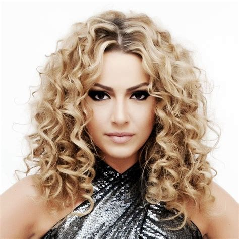 how to style permed curly hair perm medium length hair perms for medium