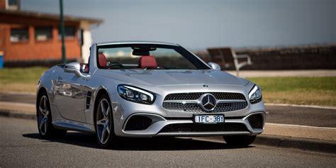 Mercedes BenzCar : 2017 Mercedes-benz Sl400 Review