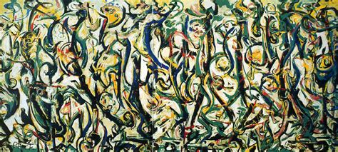 jackson pollock the mural iowa s pollock a gallerist s musings