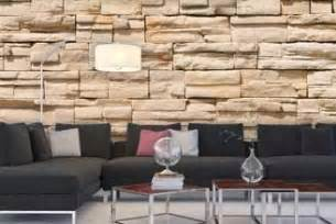 ideen steintapete wohnzimmer ideen mit steintapete inspirierende bilder wohnzimmer dekorieren