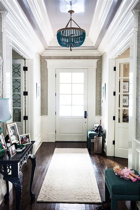 Making The Most Of Hallways & Entries & Small Rooms  The. How Much Does It Cost To Tile A Kitchen Floor. Backsplash In Kitchens. Kitchen Countertops Resurfacing. Ceramic Kitchen Tiles Floor. Kitchen Tile Countertops. Carrara Marble Subway Tile Kitchen Backsplash. Mirrored Kitchen Backsplash. Pictures Of Kitchen Backsplash Tiles