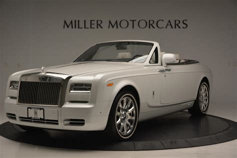 Used 2015 Rolls-royce Phantom Drophead Coupe For Sale In