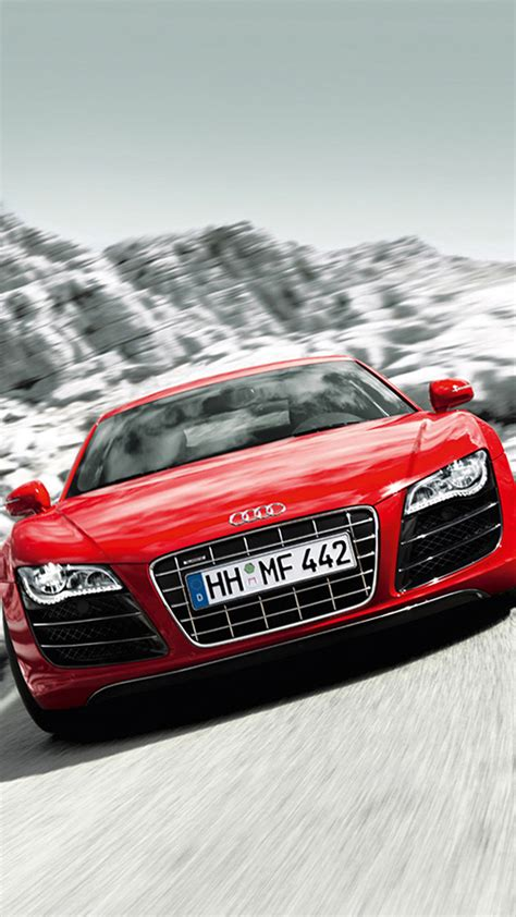 Car Wallpaper 2017 Portrait by Audi R8 Wallpaper Gallery