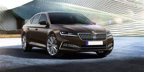 2019 Skoda Superb facelift price, specs, release date   carwow