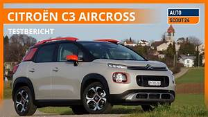 Citro U00ebn C3 Aircross  2018  Im Test - Autoscout24
