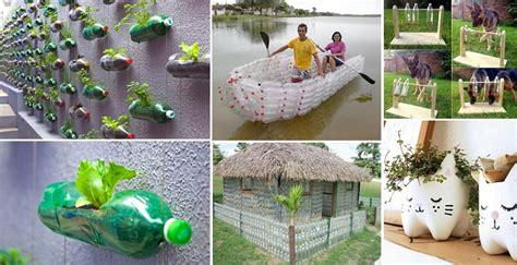 cool ways  reuse plastic bottles home design garden architecture blog magazine