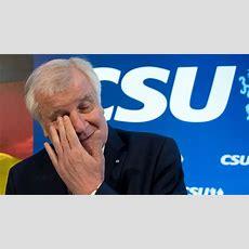 """Politologe über Csudebatte """"seehofers Image Ist"""