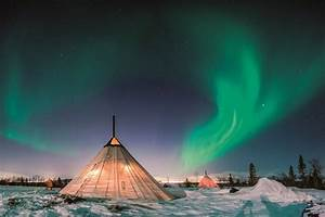 Havana Lights Go Glamping In Norway Under The Stars With Saga