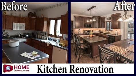 traditional kitchen remodel   makeover