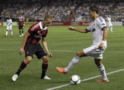 Real Madrid AC Milan Soccer » Who Ate all the Pies