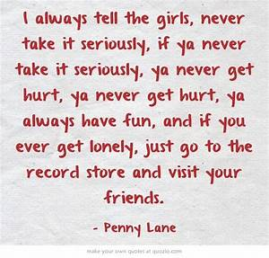 Almost Famous Quotes. QuotesGram