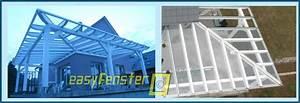 Aluprofile Für Glas : terrassendach als glasdach bauen carport bauen ~ Orissabook.com Haus und Dekorationen