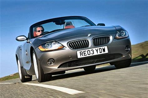 Bmw Z4 (2003  2009) Used Car Review  Car Review  Rac Drive