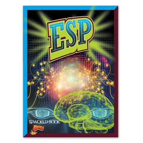 esp paperback world book