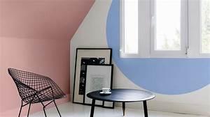 peintures de couleur par ici le nuancier cote maison With charming marier couleurs peinture murale 12 sejour peinture des idees pour peindre un mur du salon