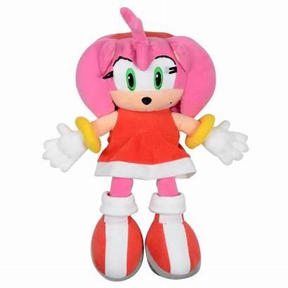 Sonic Hedgehog Plush Toy Sega Friends Soft