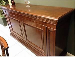Credenza in legno stile classico sconto del 53 % Soggiorni a prezzi scontati