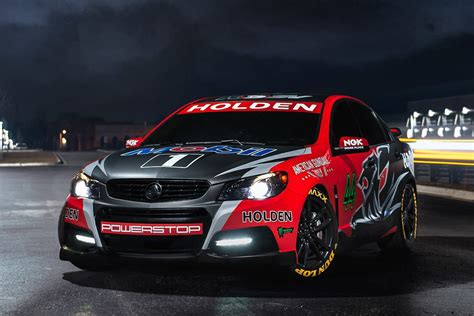 us chevrolet ss owner adopts v8 supercars livery