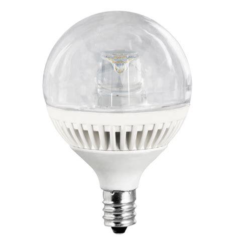 shop feit electric 4 8 watt 40w equivalent candelabra
