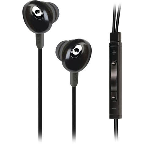 iphone headphones walmart iluv iep315blk earbuds with iphone ipod remote and