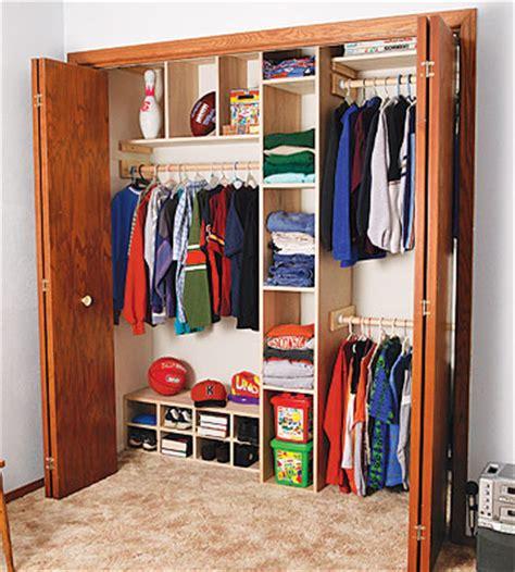 Woodworking Plans Closet Organizer Plans Do It Yourself
