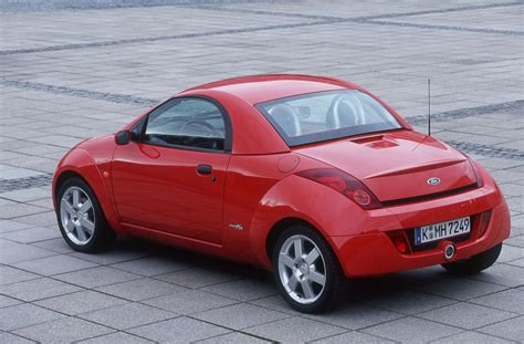 ford streetka roadster review 2003 2006 parkers