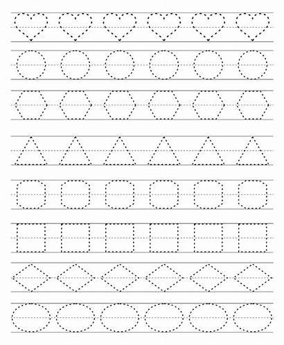 Worksheets Preschool Printable Shapes Patterns Printables Pattern