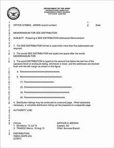 army memorandum template playbestonlinegames With military memo template