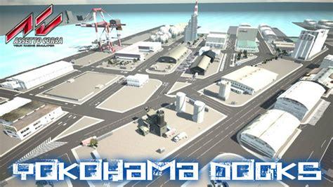 Assetto Corsa Track Yokohama Docks Downloads Mods