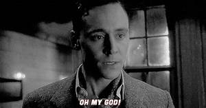 Tom Hiddleston Omg GIF - Find & Share on GIPHY
