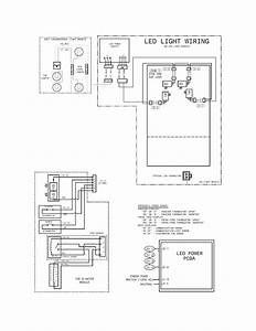 Frigidaire Model Fphf2399mf6 Bottom