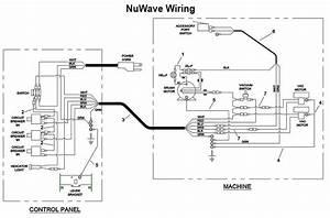 Nuwave Wiring